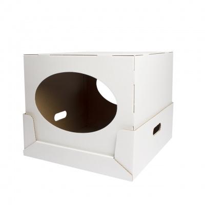 Коробка для торта 42*42*35