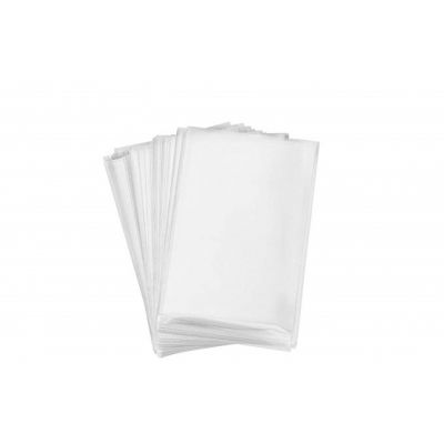 Пакетик для сладостей Прозрачный 12*25, 10 шт.