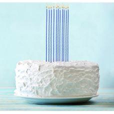 """Свечи для торта """"Коктейльные"""", 10 шт."""