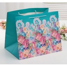 """Пакет ламинированный """"Расцвет"""", 31*26*37 см."""