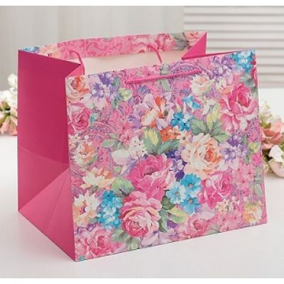 """Пакет ламинированный """"Весна"""", 31*26*37 см."""